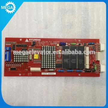 Hyundai Elevator Display Board HIPD-CAN V3.2 ( 262C193 ) Elevator PCB for Hyundai