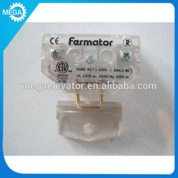 Fermator elevator parts ,Electrical contact assembly 60mm KCE6000.00000