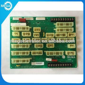 LG Sigma elevator PCB board ,LG elevator connection board CONN DEK3X03510