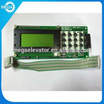 Sigma elevator tool DOA-100 sigma service tool test tool