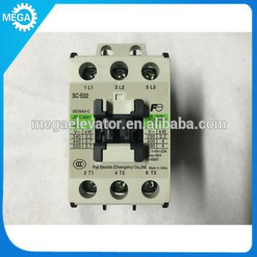 FUJI elevator contactor SC-E02 110029