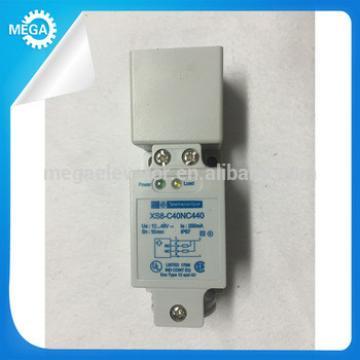 inductive sensor XS8 40x40x117-plastic-Sn20mm-12..48vdc-terminals