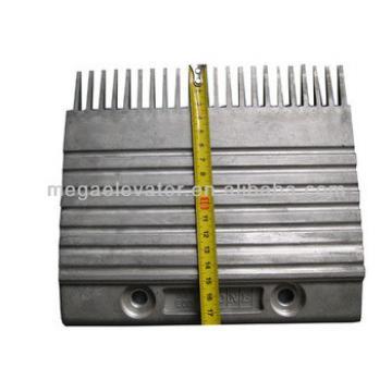 High quality KONE elevator parts Kone Aluminum comb RTV-C ID.NO:DEE3703287