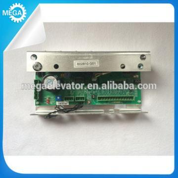 KONE elevator parts ,ADM kone door control board KM602810G01