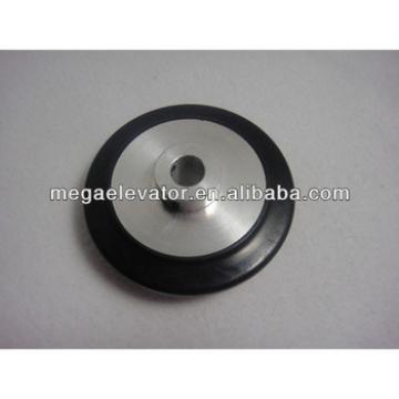 KONE elevator parts ,(Brand-new ,import)KM710210G01 FRICTION WHEEL D=75mm Kone tacho RE.0444 L1B 0.06 CA (speed 1,6ms)