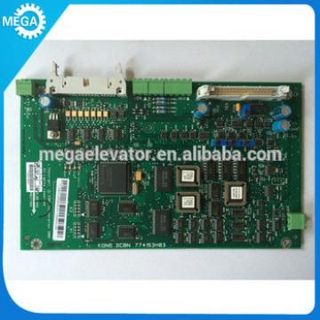 KONE elevator spare parts ,V3F16L PCB DCBN main board kone control board KM774150G01