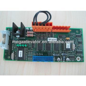 KONE elevator spare parts ,KM783134H02 kone PCB board of ARD ,lift components