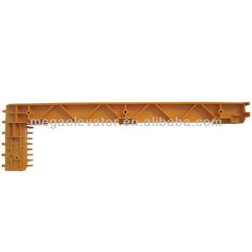 Schindler escalator parts plastic-step-edge top left yellow 319901