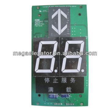 KONE elevator parts ,KM863210G01 KDS50 Indicator
