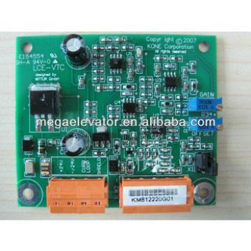 KONE elevator PCB board,KM812220G01 kone LCEVTC PCB board
