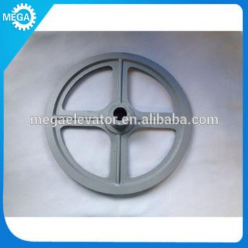 Schindler elevator parts, Elevator Drive pulley QKS9 ID.NO:505712