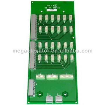 Schindler elevator PCB board ID.NO:590736 Interface car print schindler lift parts