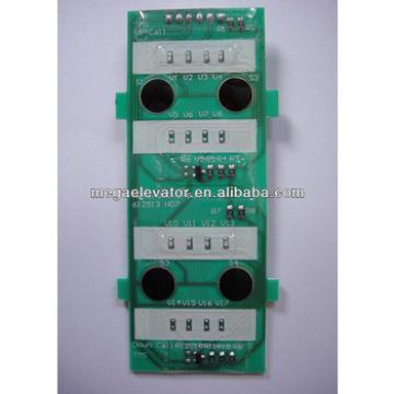 KONE elevator parts ,Kone elevator 8 pcs button 612913H07
