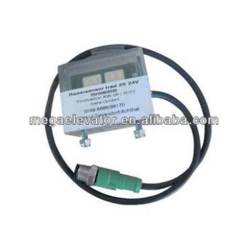 Schindler elevator parts ,ID.NO:50606530 Schindler elevator Sensor of ECOLINE system