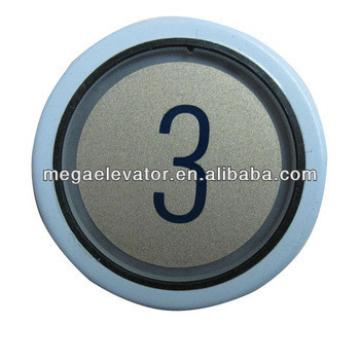 Schindler elevator parts ,ID.NO:59323003 Schindler D button -1 to 15 + open, close and call