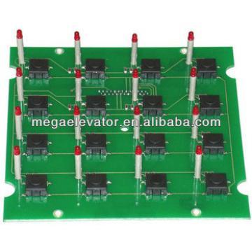 Schindler elevator parts ,Schindler elevator ID. NR.150655 Switch unit PCB FFU16 Z12