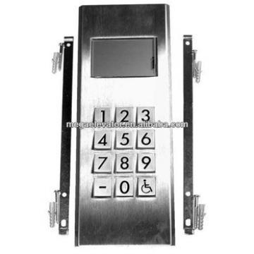 Schindler elevator parts ,Schindler elevator ID. NR.124898 TERMINAL MICONIC 10 WHEELCHAIR