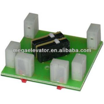 Schindler elevator parts ,ID. NR.163683 PCB DDUU-MOD 2.QB