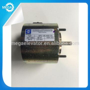 GF2 100 A55125,ECO3000 Elevator machine brake for KONE Elevator parts KM5070940H01