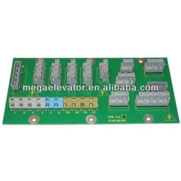 Schindler elevator parts ,Schindler elevator ID. NR.591742 PCB PDB 2.Qspare part