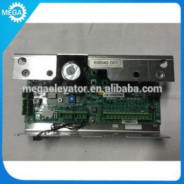 Kone Door Motor Control Panels KM606040G01 Replace KM602800G01