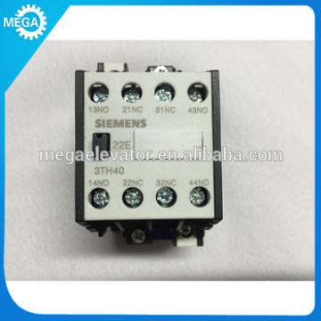 Siemens electric contactor 3TH40