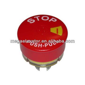 Schindler elevator parts ,Schindler elevator ID. NR.432409 Mushroom push button w.Pos.Indicat