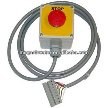 Schindler elevator parts ,Stop Button JHCT ID.NO:593790