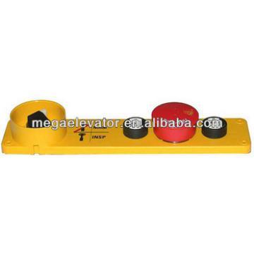 Schindler elevator parts ,Revision keyboard OKR ID.NO:593230