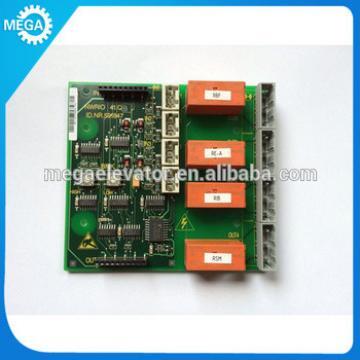 Schindler elevator parts ,NWRIO 41.Q elevator pcb board,ID.NR:591847