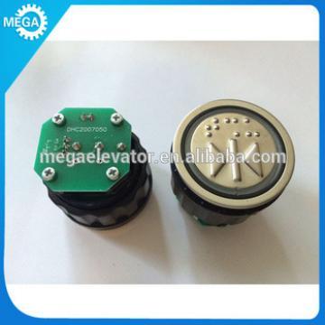Schindler Elevator Parts&Escalator parts schindler D button with braille push button