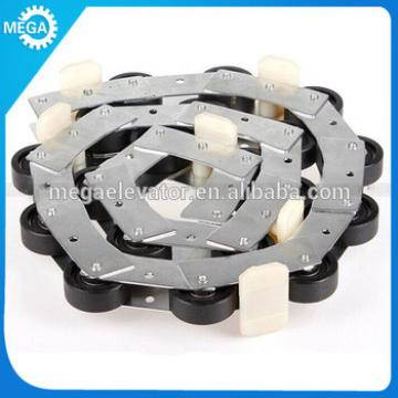 Schindler Escalator handrail rotary chain ,escalator handrail deflecting chain 17joint
