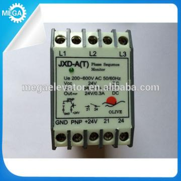 Elevator phase sequence monitor,elevator relay JXD-A(T)