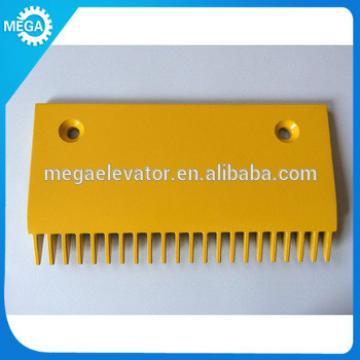 Schindler Escalator comb plate ,SMR313609 comb plate for schindler 9300