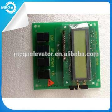 SMLCD1.Q Elevator pcb / card for SC(300P/PCL) elevator Original 590768