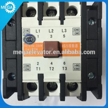 Elevator parts ,elevator contactor MG5 ID.NR:176098