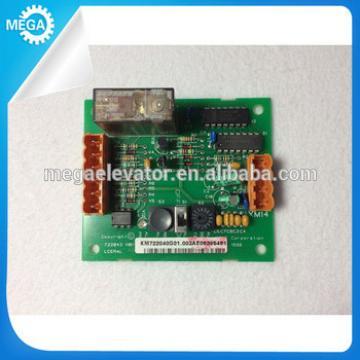 KONE elevator PCB,kone LCERAL board ,elevator board for kone, KM722040G01