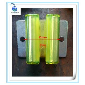 elevator parts guide shoe of hollow guide rail/ guide shoe insert