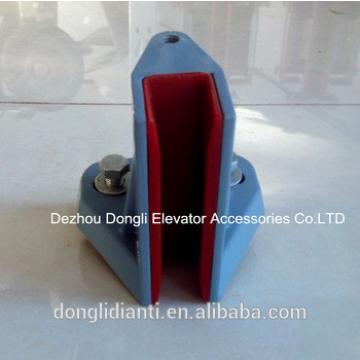 9mm schindler elevator door guide shoe with parts of elevator
