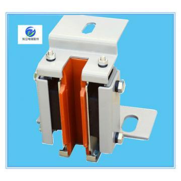 High quality mitsubishi elevator door guide shoe 9mm/10mm/16mm