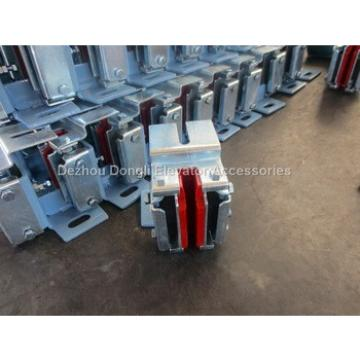 5/9/10/16(mm) Elevator counterweights Guide Shoe from DEZHOU DONGLI ELEVATOR