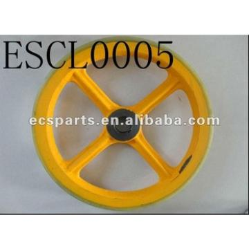 Escalator Parts Sigama 457mm Friction Roller