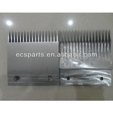 Hitachi Comb Plate AL - MID Nature Sliver