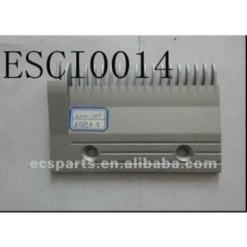 Escalator Spare Hitachi 22501787 Aluminum Comb (left) Plate