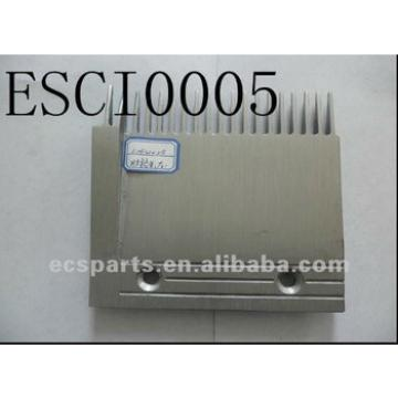 Escalator Spare Hitachi 215020259 Aluminum Comb (Left) Plate