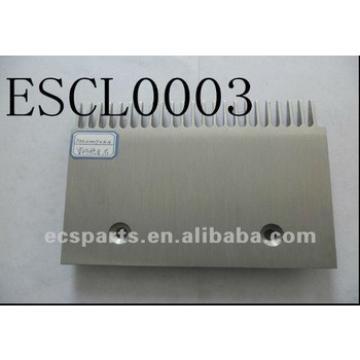 LG Sigma DSA2000904A Aluminum right comb
