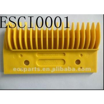 Escalator Spare Hitachi Yellow Plastic Comb Plates