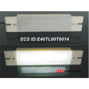 Escalator Comb Lighting(Built-in Type);ECL--W-24/ECL-B-24/ECL-Y-24