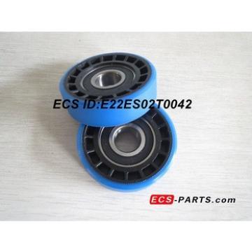 Escalator Step Roller 76.2*22-6204