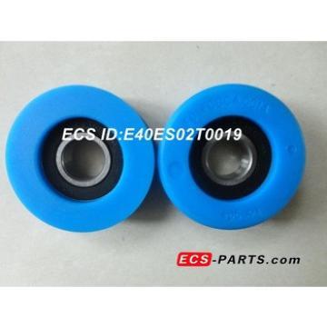 Escalator Step Roller of ECS 80*25-6304 Blue